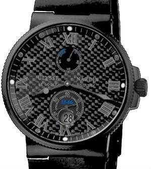 Ulysse Nardin Maxi Marine Chronometer 41 263-66LE-3C/42-Black