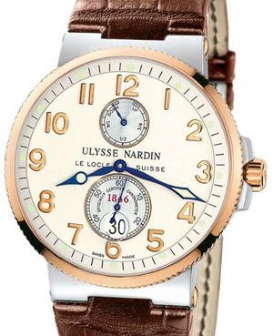 Ulysse Nardin Maxi Marine Chronometer 41 265-66/60