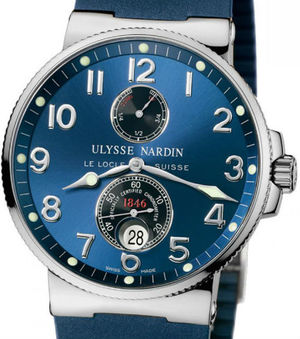 Ulysse Nardin Maxi Marine Chronometer 41 263-66-3/623