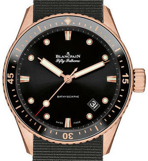 5000 36S30 NABA Blancpain Fifty Fathoms