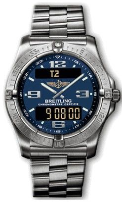 E79362.BLUE.PROFII.Titanium Breitling Professional