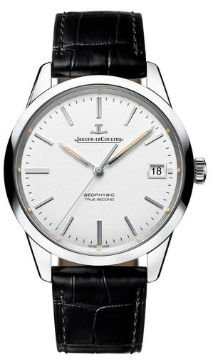 8018420 Jaeger LeCoultre часы ® True Second Stainless Steel 2015