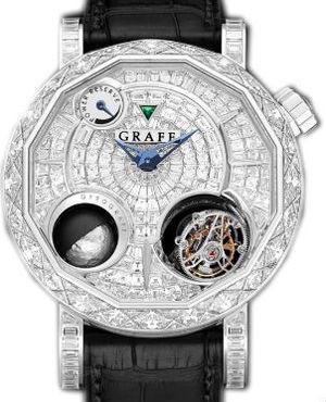 Graff Gyro Collection Full Diamond&White Gold