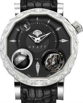 Graff Gyro Collection Diamond&White Gold