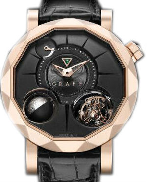 Rose Gold Graff Gyro Collection