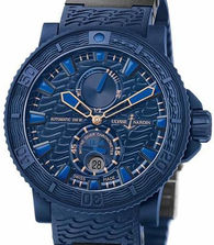 263-99LE-3C Ulysse Nardin часы Blue Ocean Limited Edition
