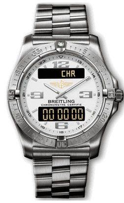 E79362.WHITE.PROFII.Titanium Breitling Professional