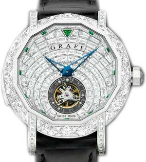 Graff Technical MasterGraff  Full Diamond&White Gold