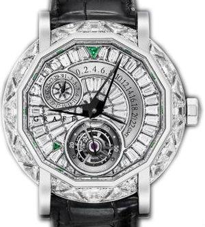 Full Diamond&Platinum Graff Technical MasterGraff