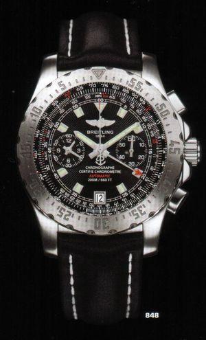 A27362.BLACK.CALF.BA Breitling Professional
