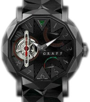 Graff Technical MasterGraff  DLC With Black Dial