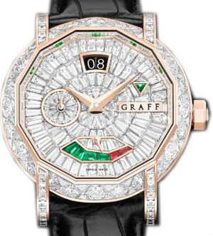 Graff Star Collection Diamond&Rose Gold