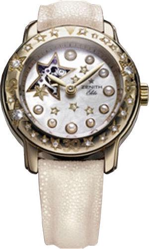 23.1223.68/03.C536 Zenith Star Ladies