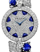 Full Diamond&Sapphire Graff Jewellery Watches