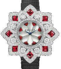 Ruby 2 Graff Jewellery Watches