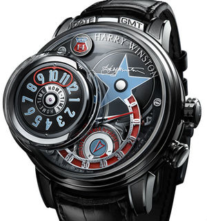 Harry Winston Haute Horology OPUMHM55WW001