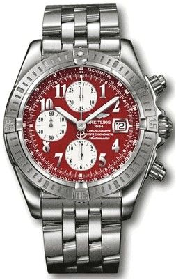 A13356.RED.ARABIC.SSPILOT Breitling Chronomat 41