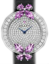 Classic Butterfly 2 Pink Sapphire Graff Butterfly