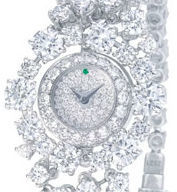 Baby Galaxy Full Diamond Graff Jewellery Watches