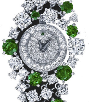 Emerald Graff Jewellery Watches