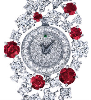 Ruby Graff Jewellery Watches