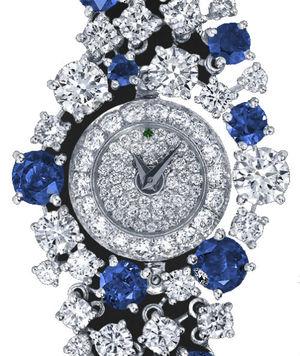 Sapphire Graff Jewellery Watches