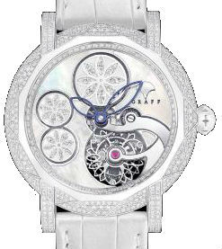 floral Tourbillon Diamond Floral Motif Graff Technical MasterGraff