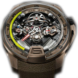 HYT H2 Collection  248-TB-00-RF-MM