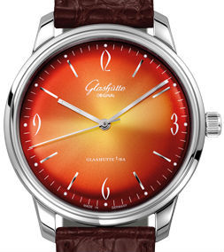 Glashutte Original Sixties Iconic 1-39-52-07-02-01