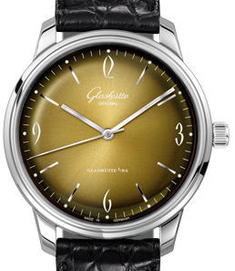 Glashutte Original Sixties Iconic 1-39-52-08-02-01