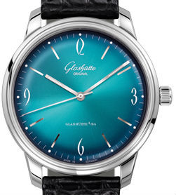 Glashutte Original Sixties Iconic 1-39-52-09-02-01