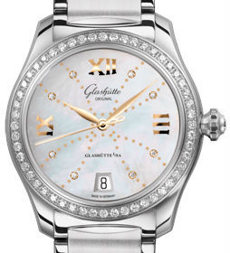 1-39-22-12-22-34 Glashutte Original Lady Serenade