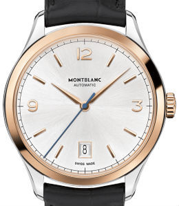 112521 Montblanc Heritage Chronométrie Collection