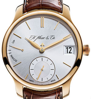 1341-0103 H.Moser & Cie Endeavour Perpetual Calendar