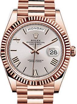 228235 Sundust Rolex Day-Date 40