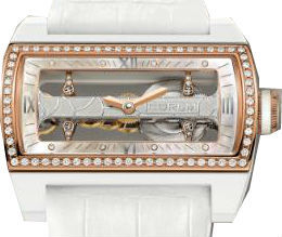 B007/01593 - 007.129.51/0009 0000            Corum Ti-Bridge