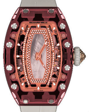 Richard Mille RM Womens collection RM 07-02 Automatic Pink Lady Sapphire