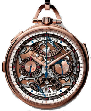 RD181 Roger Dubuis Hommage