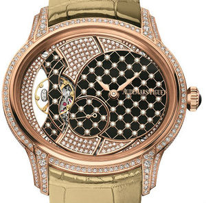 Audemars Piguet Millenary Ladies 77249OR.ZZ.A205CR.01