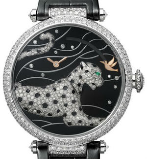 Cartier Creative Jeweled watches  HPI00776