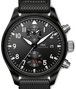 IWC Pilots Watches Classic IW389001