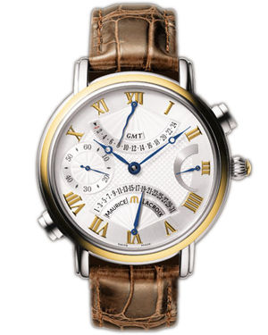 Maurice Lacroix Lune Retrograde MP7018-PS101-110