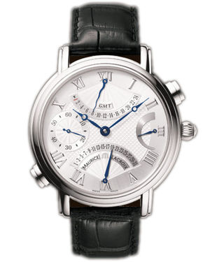 Maurice Lacroix Lune Retrograde MP7018-SS001-110