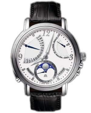 Maurice Lacroix Lune Retrograde MP7078-SS001-120