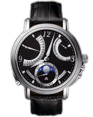 Maurice Lacroix Lune Retrograde MP7078-SS001-320
