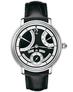 Maurice Lacroix Calendrier Retrograde MP7068-SS001-390