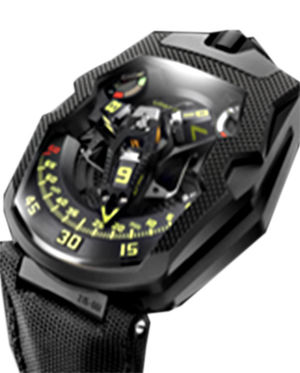 UR-210 CP Urwerk 210 Collection