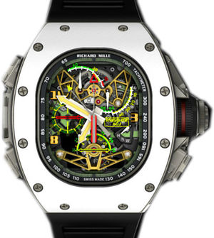 Richard Mille Mens collectoin RM 050-068 RM 50-02