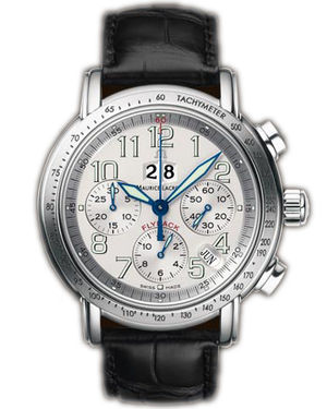 MP6178-SS001-12E Maurice Lacroix Flyback Aviator