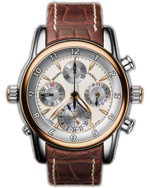 MP6398-PS101-831 Maurice Lacroix Chrono Globe